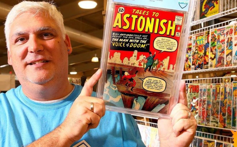 """Collectors Attic at the Free """"Old School"""" Comicon on January 13th!"""
